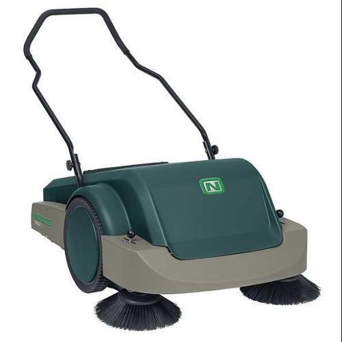 NOBLES 1071116 Push Sweeper,Walk Behind,34 In. G5650513