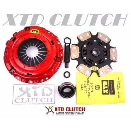 Acura Clutch - XTD STAGE 2 STREET CLUTCH KIT 94-01 ACURA INTEGRA B18 RS LS GSR GS-R TYPE-R