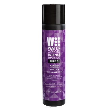 Tressa Watercolors Intense Shampoo Purple 8.5 fl.oz.