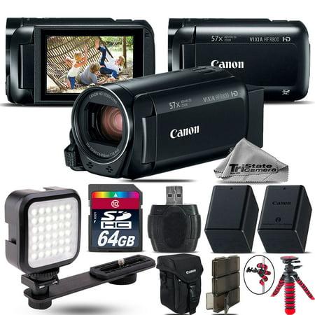 Canon VIXIA HF R800 Camcorder - Kit A7