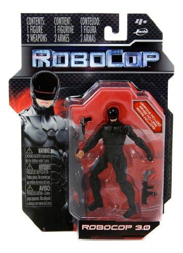 Robocop Jada Toys 3.75 Inch Action Figure Robocop 3.0 by BBCW