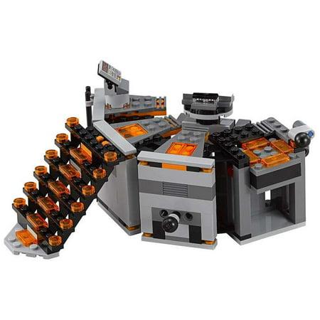 Star Wars Empire Strikes Back Carbon-Freezing Chamber Set LEGO (Empire State Bulding)