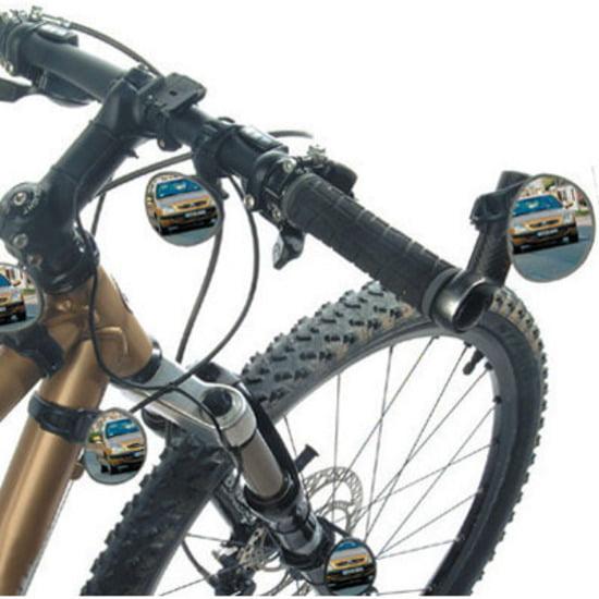 Zefal Spy Bicycle Bike Handlebar Mounted Mirror