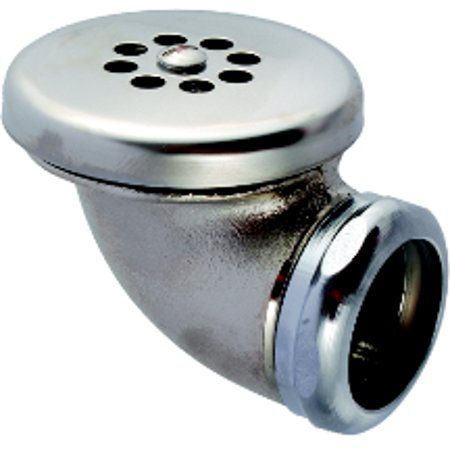 Scullery Drain Overflow Head - Commercial Drain Overflow Head Only - -