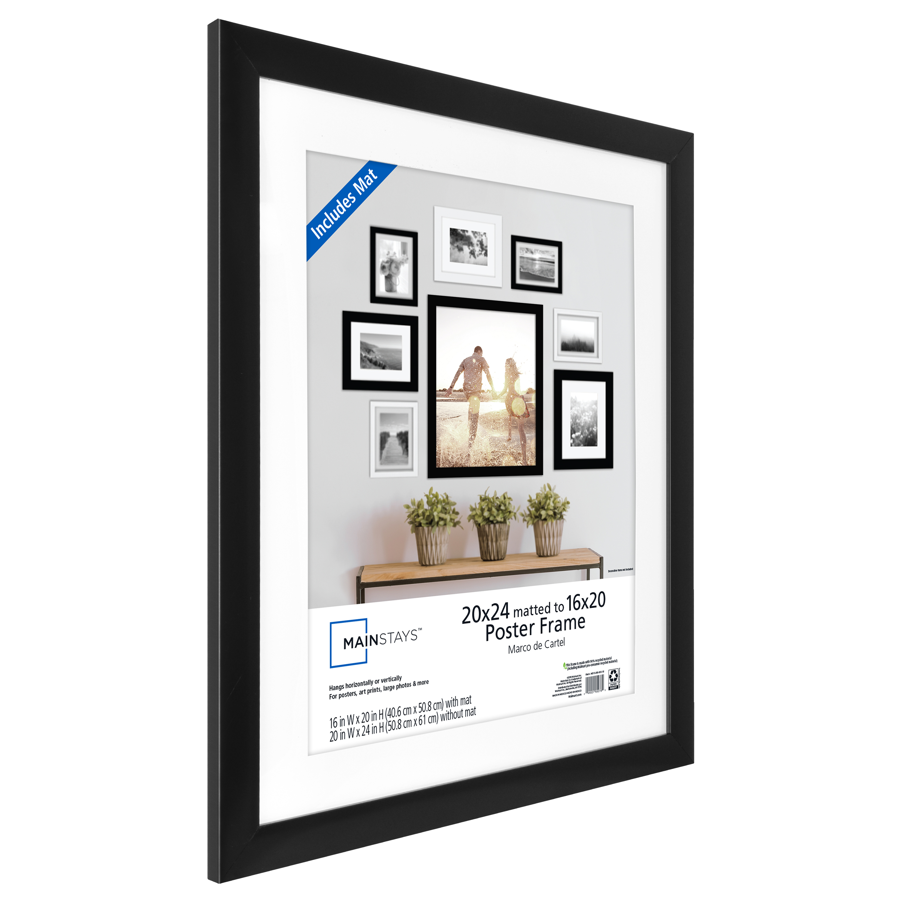 no frame To My Gorgeous Wife Vertical Poster Wall Decor Poster