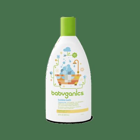 BabyGanics - Bubble Bath Fragrance Free - 20 oz.