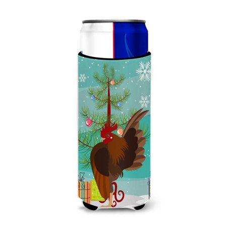 Malaysian Serama Chicken Christmas Michelob Ultra Hugger for Slim Cans - image 1 de 1