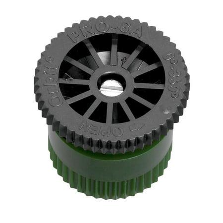 Orbit 8' Radius Female Thread Adjustable Pop-Up or Shrub Sprinkler Head