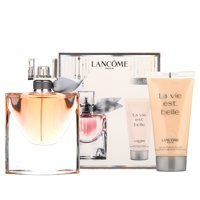 ($98 Value) Lancome La Vie Est Belle Perfume Gift Set For Women, 2 Pieces