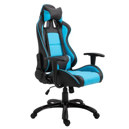 Ergonomic Gaming Chair High Back Racing Computer Chair Reclining Seat - image 4 of 7