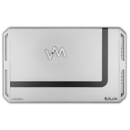 (VM Audio EXA3000.2 3000W 2 Channel Car Amplifier Power Amp MOFSET Stereo)