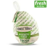 Honest Turkey Young Turkey, 16.0-25.0 lb (Fresh), Serves 11 to 17