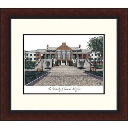 University of Texas, Arlington Legacy Alumnus Framed - Halloween Arlington Texas
