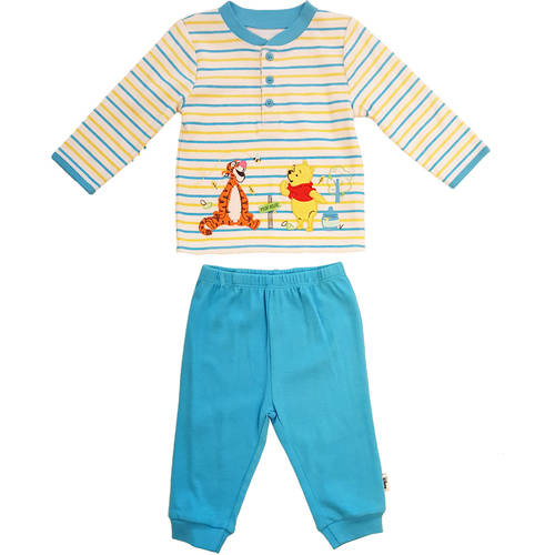 Newborn Baby Boy Take Me Home Tigger and Pooh Jacket and Pant Set