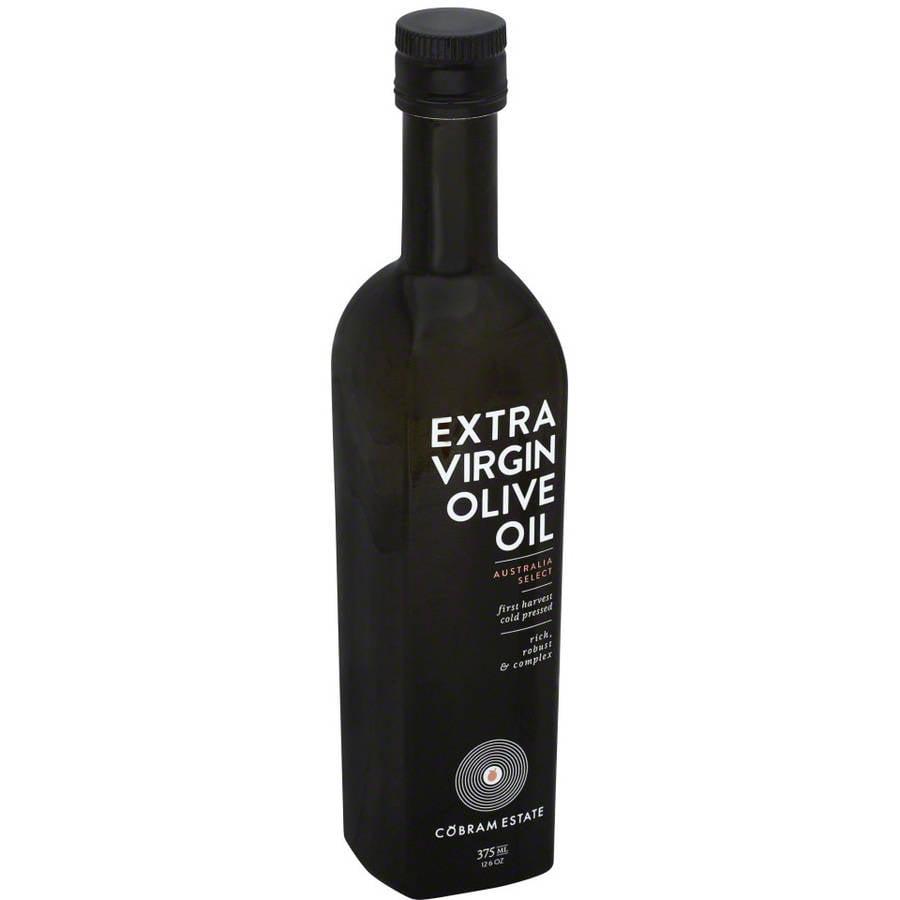 Cobram Estate Australia Select Extra Virgin Olive Oil, 375 mL, (Pack of 6) by