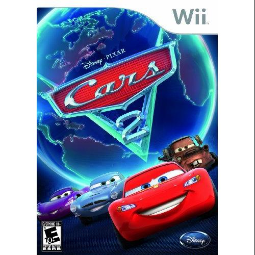 Disney Interactive Pixar Cars 2 - Racing Game Retail - Wii
