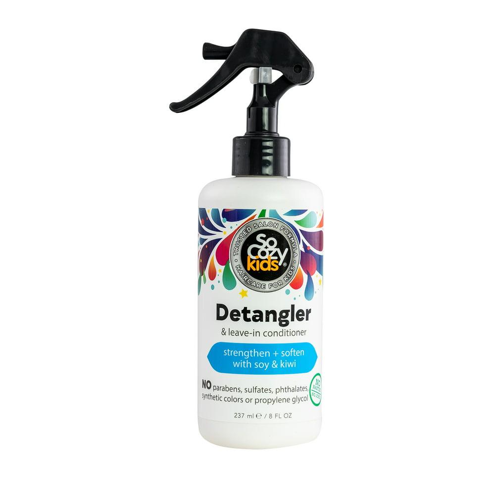 SoCozy Detangler + Leave-In Conditioner 8 fl oz.