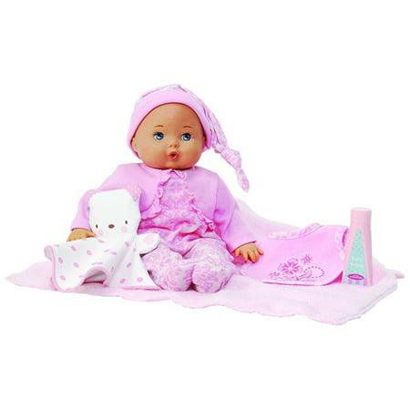 Madame Alexander Little Love Essentials Dolls/Girls Toys-Accessories, 12
