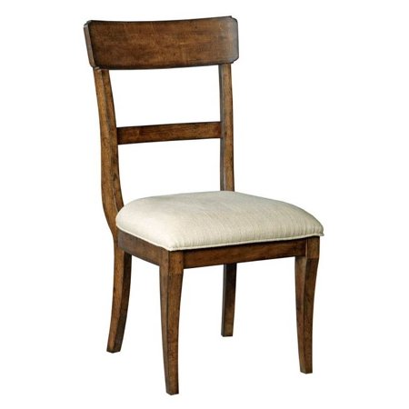 Side Chair in Medium Stain Finish