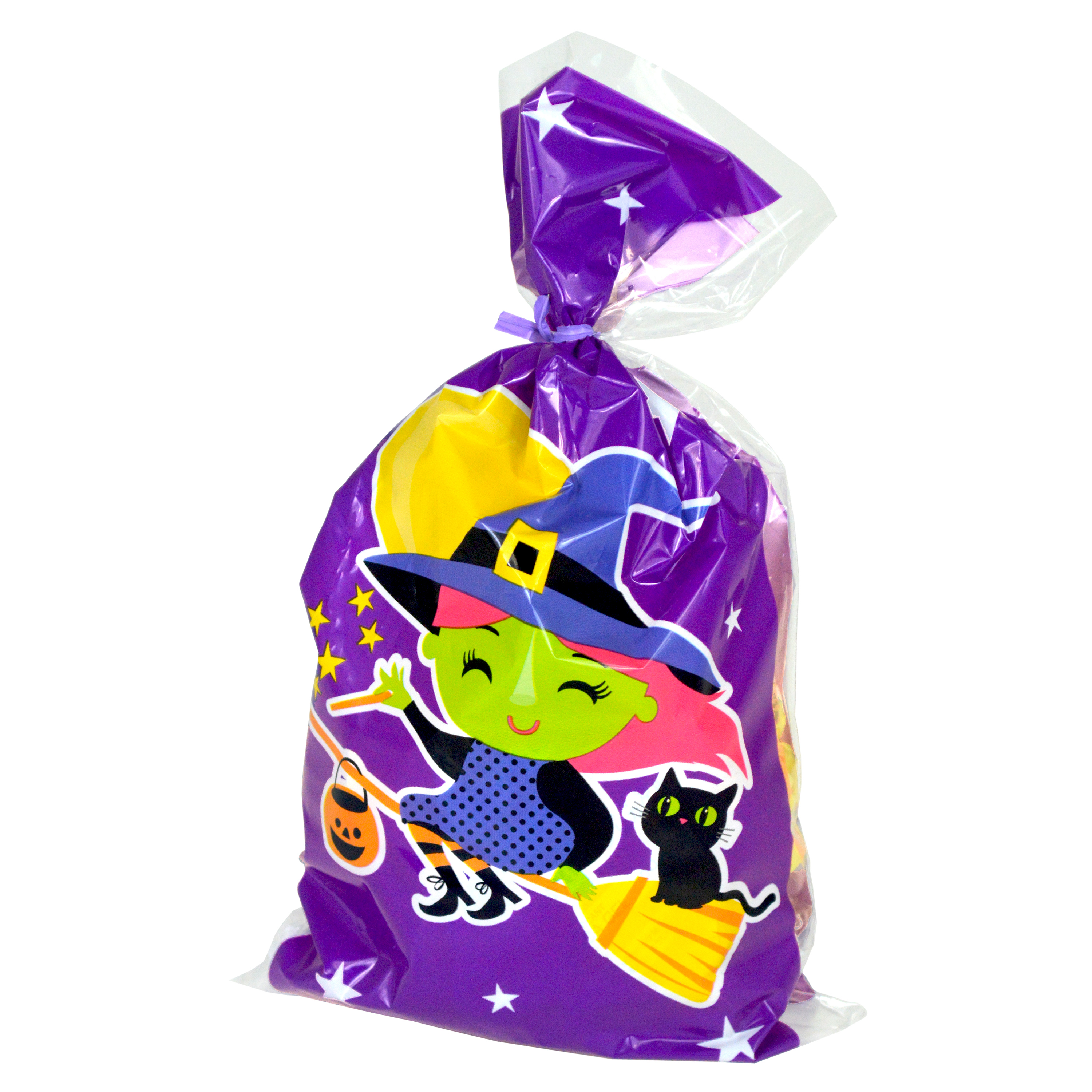 Halloween Treat Bag - Witch
