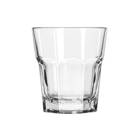Libbey Gibraltar 15233 Duratuff Double 13 Oz. Rocks Glass - 36 / CS