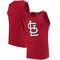 St. Louis Cardinals '47 Splitter Tank Top - Red