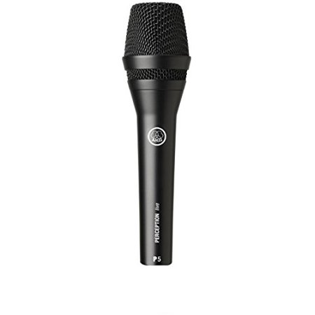 AKG Pro Audio P5 Vocal Dynamic Microphone, (Akg Supercardioid Dynamic Mic)