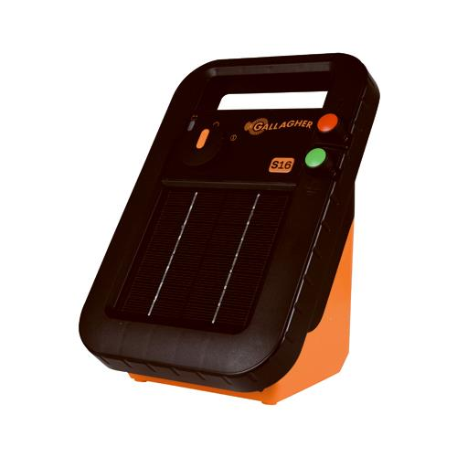 Gallagher North America G341414 Solar Fence Charger, S19,...