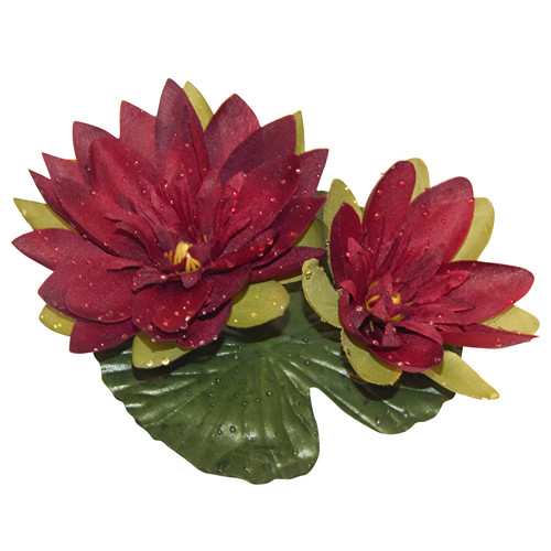 Winston Porter Floating Water Lily (Set of 3)