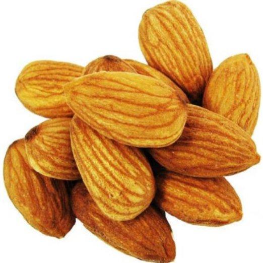 Almonds, Shelled, Raw, 10 lbs. Bulk by