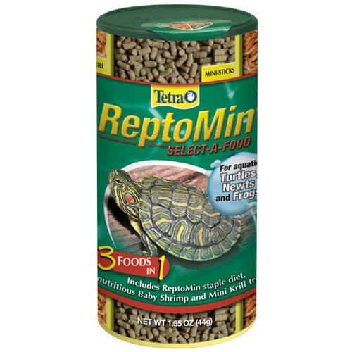Tetra Reptomin 3 In 1 Food