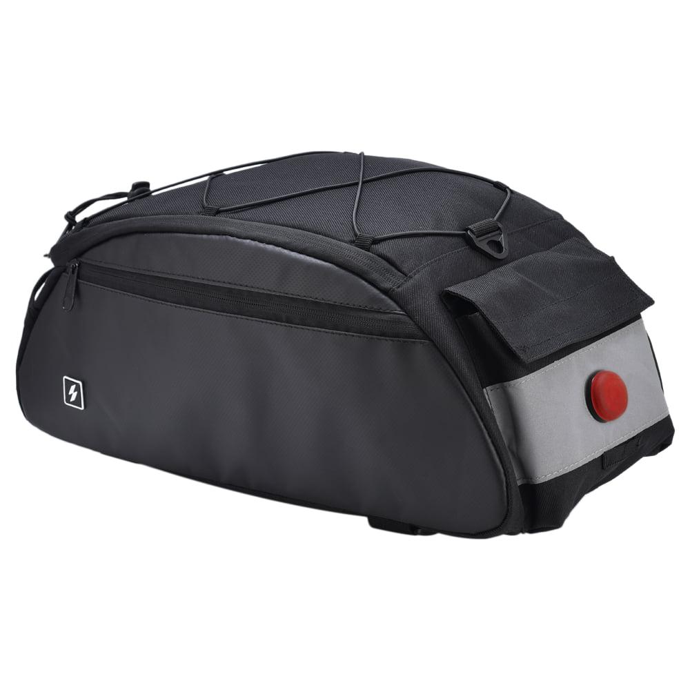 Velopac Waterproof Pannier Cycling Bike Bicycle Rear Rack Shoulder Bag 20L