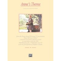 Alfred 00-Vs4705 Annes Theme-Ps Anne Of Green Gable Book