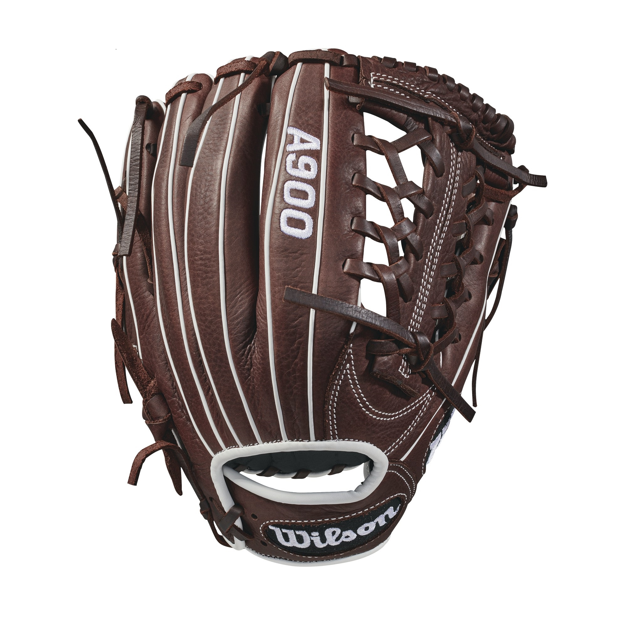 "Wilson 11.75"" A900 Series Baseball Glove, Left Hand Throw"
