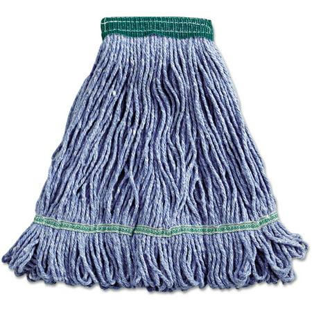 Boardwalk Blue Medium Cotton/Synthetic Super Loop Wet Mop -
