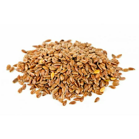 Best Botanicals Flax Seed Whole (Organic) 4 oz. (Best Canary Seed Mix)