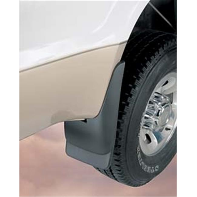 Husky Liners 56761 Rear Mud Flaps Black For Chevy Avalanche /& Escalade EXT