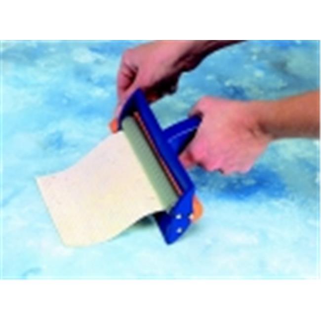 Fiskars Paper Crimper For Arts And Crafts, 6. 5 inch W