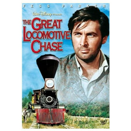 The Great Locomotive Chase (DVD)](Halloween Movie 1-10)