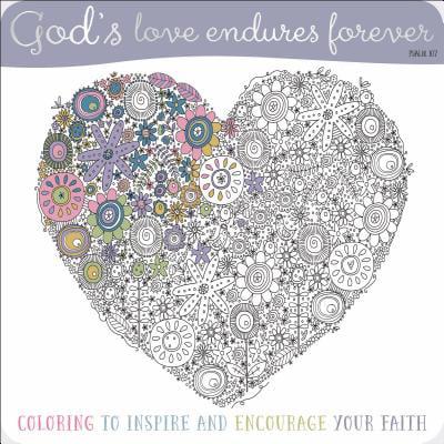 God's Love Endures Forever Coloring Book - Forever 21 Halloween Ideas