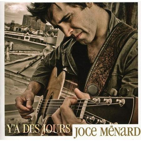 Joce Menard   Ya Des Jours  Cd