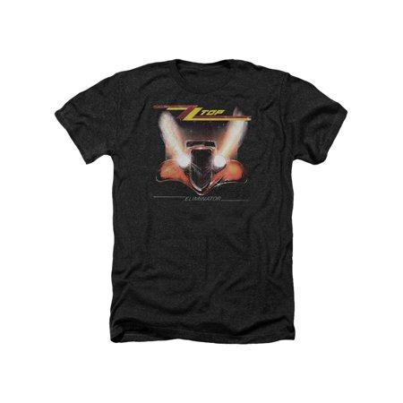 ZZ Top- Eliminator Cover T-Shirt Size M