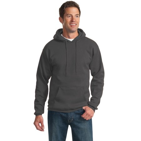 Port & Company® Tall Essential Fleece Pullover Hooded Sweatshirt. Pc90ht - image 1 de 1