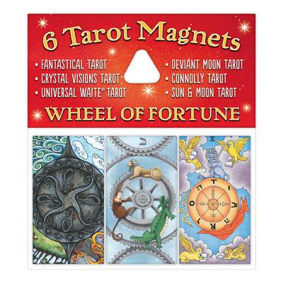 Wheel of Fortune Magnets - Wheel Of Fortune Halloween