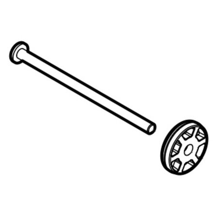 Kwikset 82213 Signature Series Screw and Washer Pack for Kwikset (Series Replacement Screw)