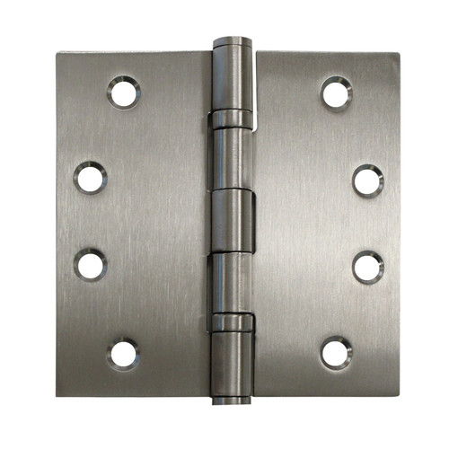 Deltana 4'' H x 4'' W Butt/Ball Bearing Single Door Hinge