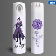 AkoaDa 400Ml Chen Qingling Wei Wuxian Lan Wangji Cartoon Stainless Steel Thermos Cup Stylish