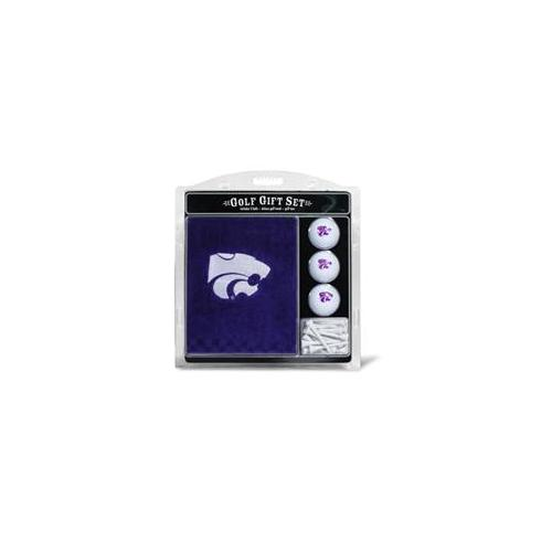 Team Golf 21820 Kansas State Powercats Embroidered Towel Gift Set
