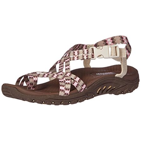 Skechers Reggae Tie Dyed Sandal Women Natural low price guarantee
