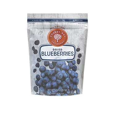 Cherry Bay Orchards Dried Blueberries (sweetened) by Generic